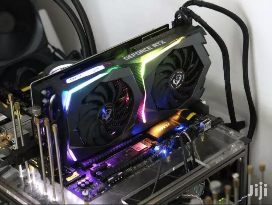 Msi RTX 2070 8GB Gaming Z Graphic Card | Computer Hardware for sale in South Kaneshie, Greater Accra, Ghana