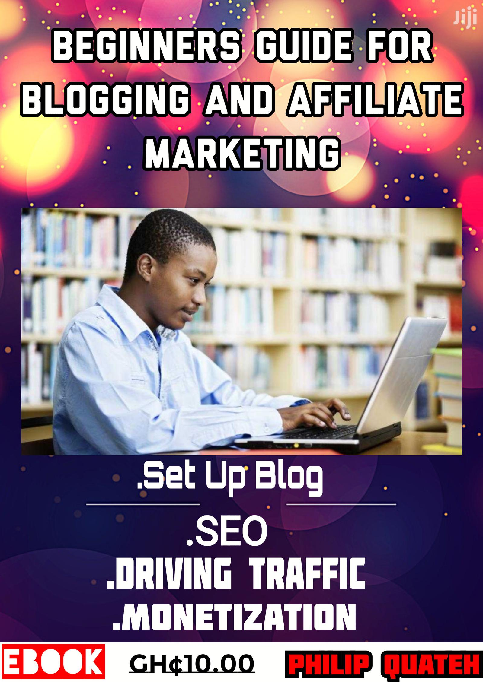 Archive: Beginners Guide for Blogging and Affiliate Marketing