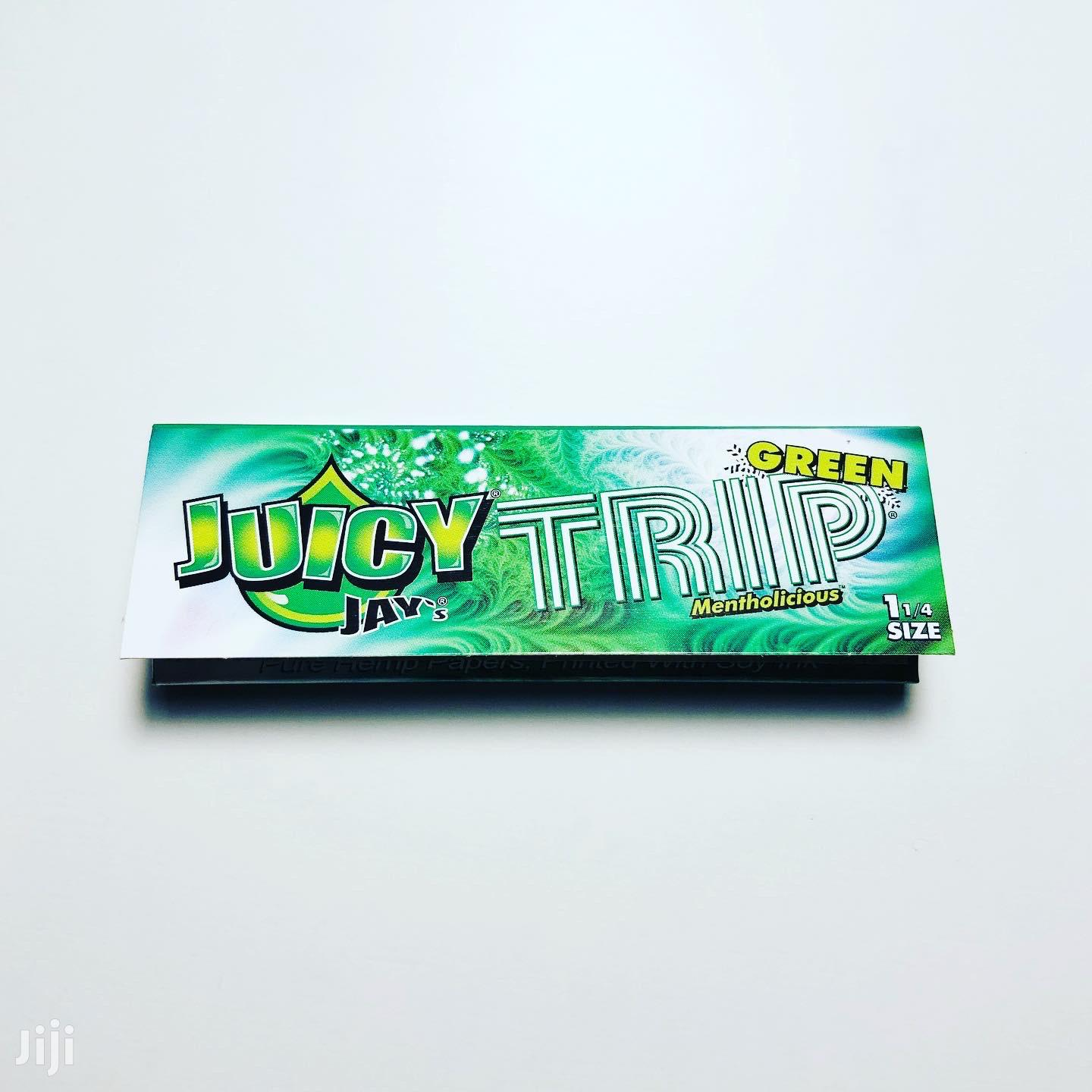 Archive: Juicy Jay Flavored Rolling Paper
