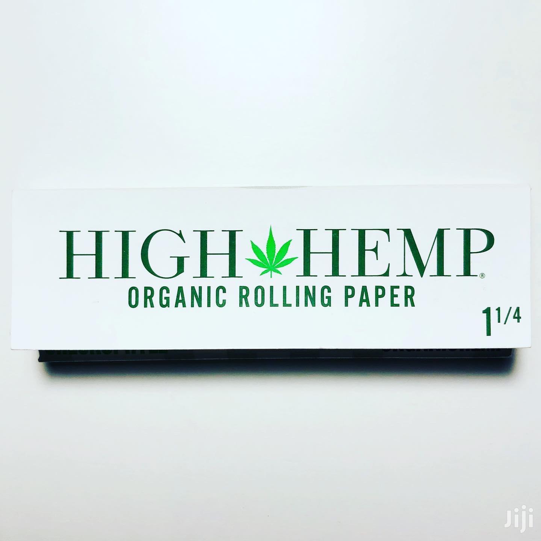 High Hemp Rolling Paper