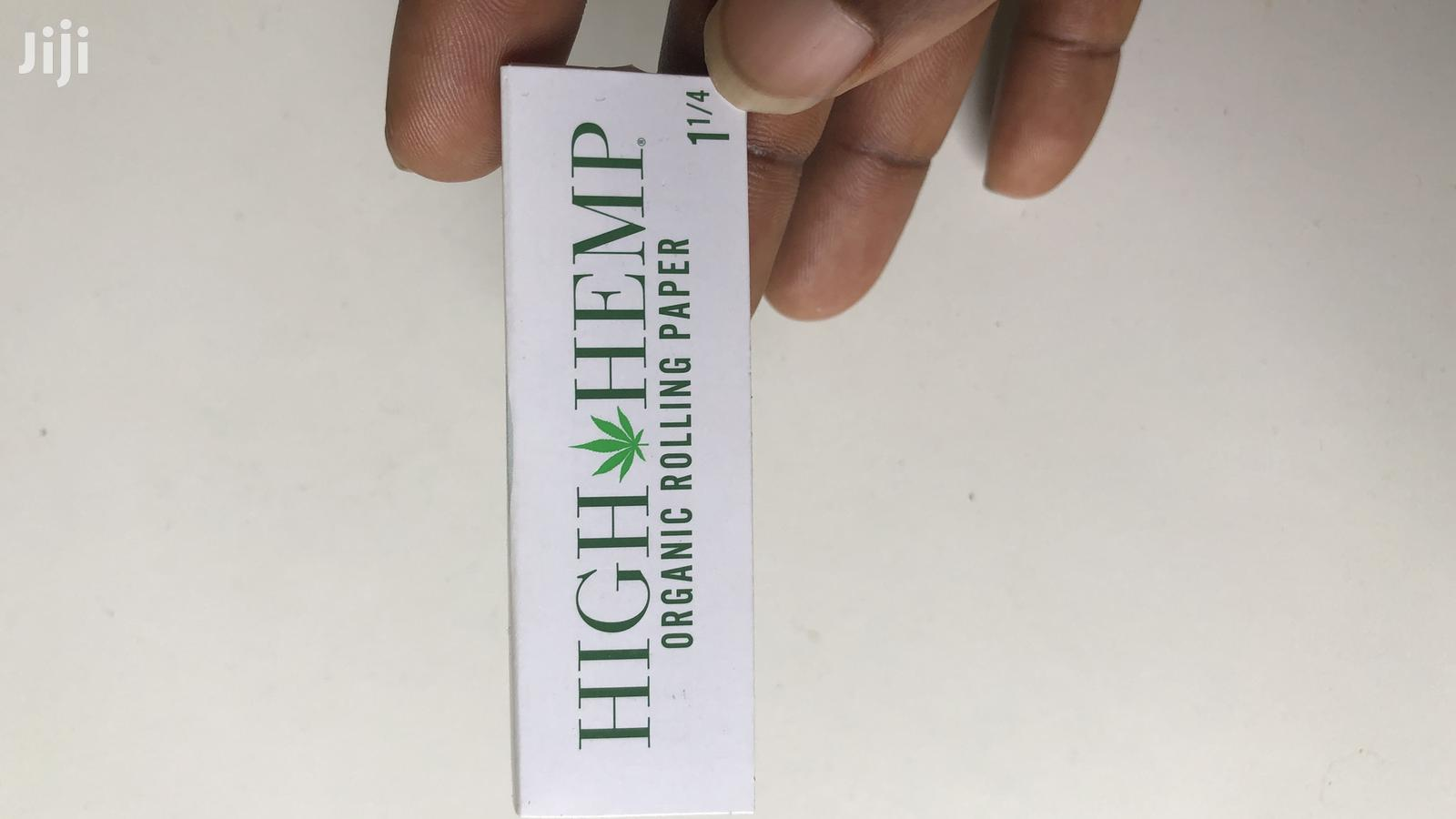 High Hemp Rolling Paper | Tobacco Accessories for sale in Achimota, Greater Accra, Ghana