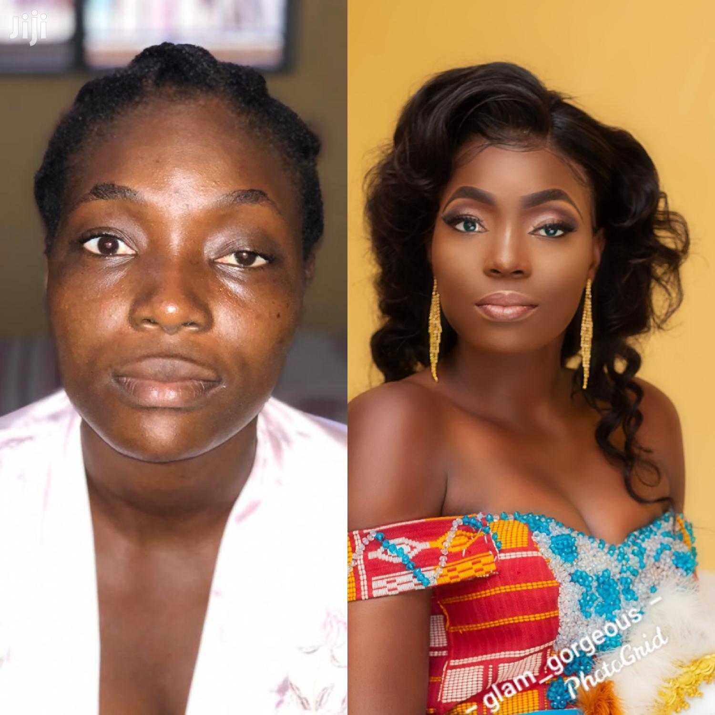 Makeup Artist, Nail Technician, Closure And Frontal Wig Guru | Health & Beauty Services for sale in Kwaebibirem, Eastern Region, Ghana