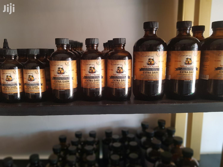 Archive: Jamaican Black Castor Oil