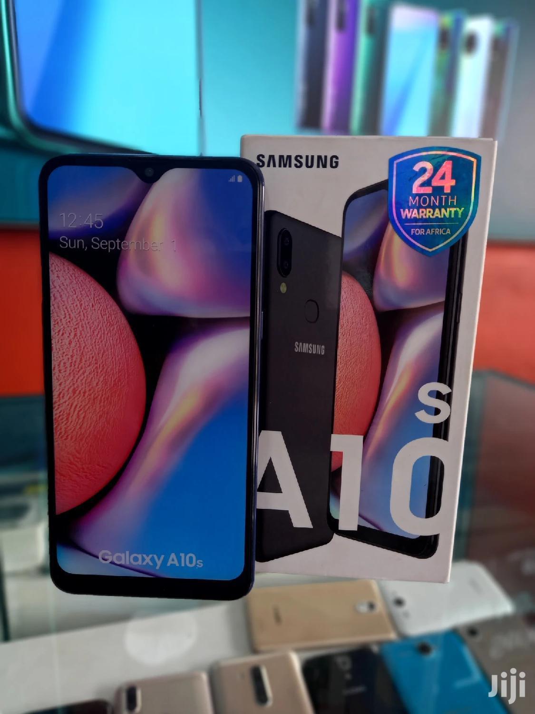 Archive: New Samsung Galaxy A10s 32 GB Blue