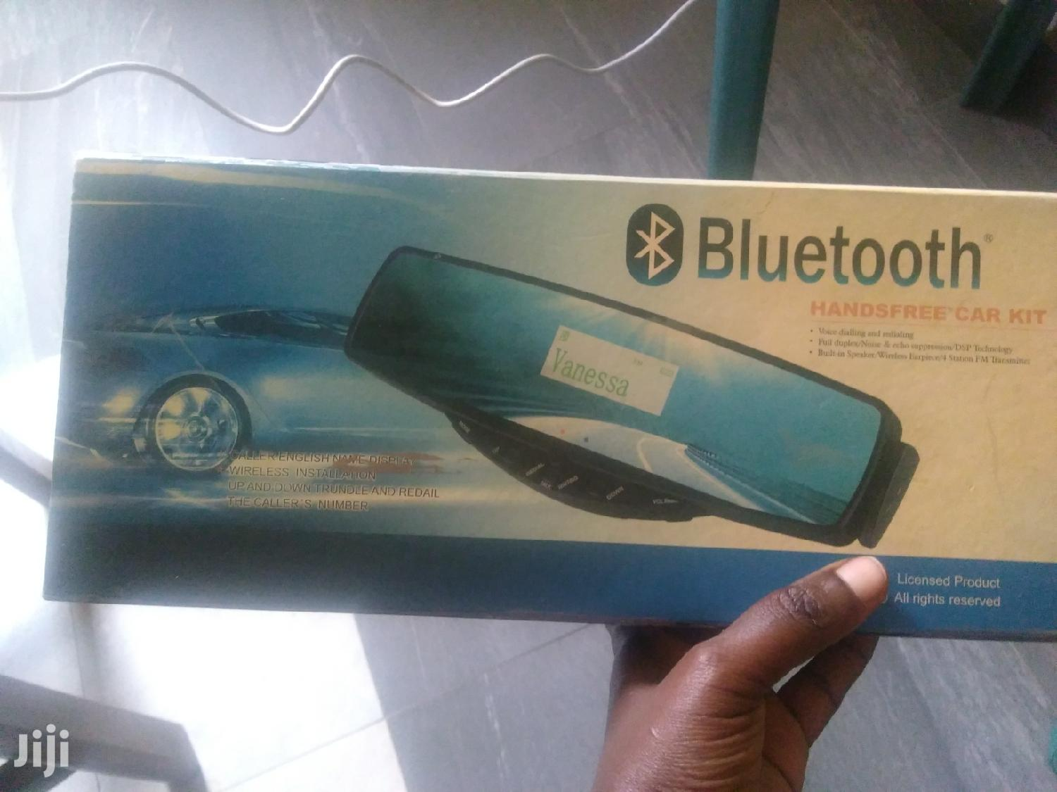 Bluetooth Handsfree Car Kit | Vehicle Parts & Accessories for sale in Shama Ahanta East Metropolitan, Western Region, Ghana