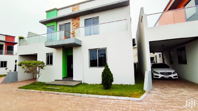 4 Bedroom Duplex Town For Rent