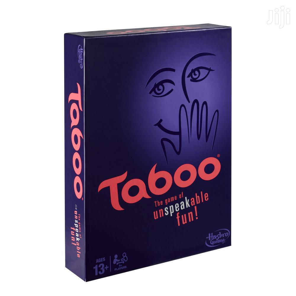 Taboo Board Game | Books & Games for sale in Accra Metropolitan, Greater Accra, Ghana