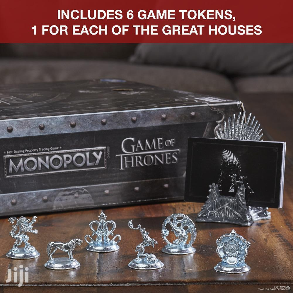 Archive: Monopoly Game Of Thrones Edition