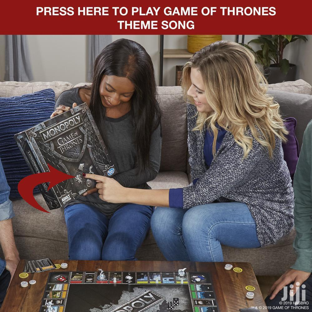 Monopoly Game Of Thrones Edition | Books & Games for sale in Accra Metropolitan, Greater Accra, Ghana
