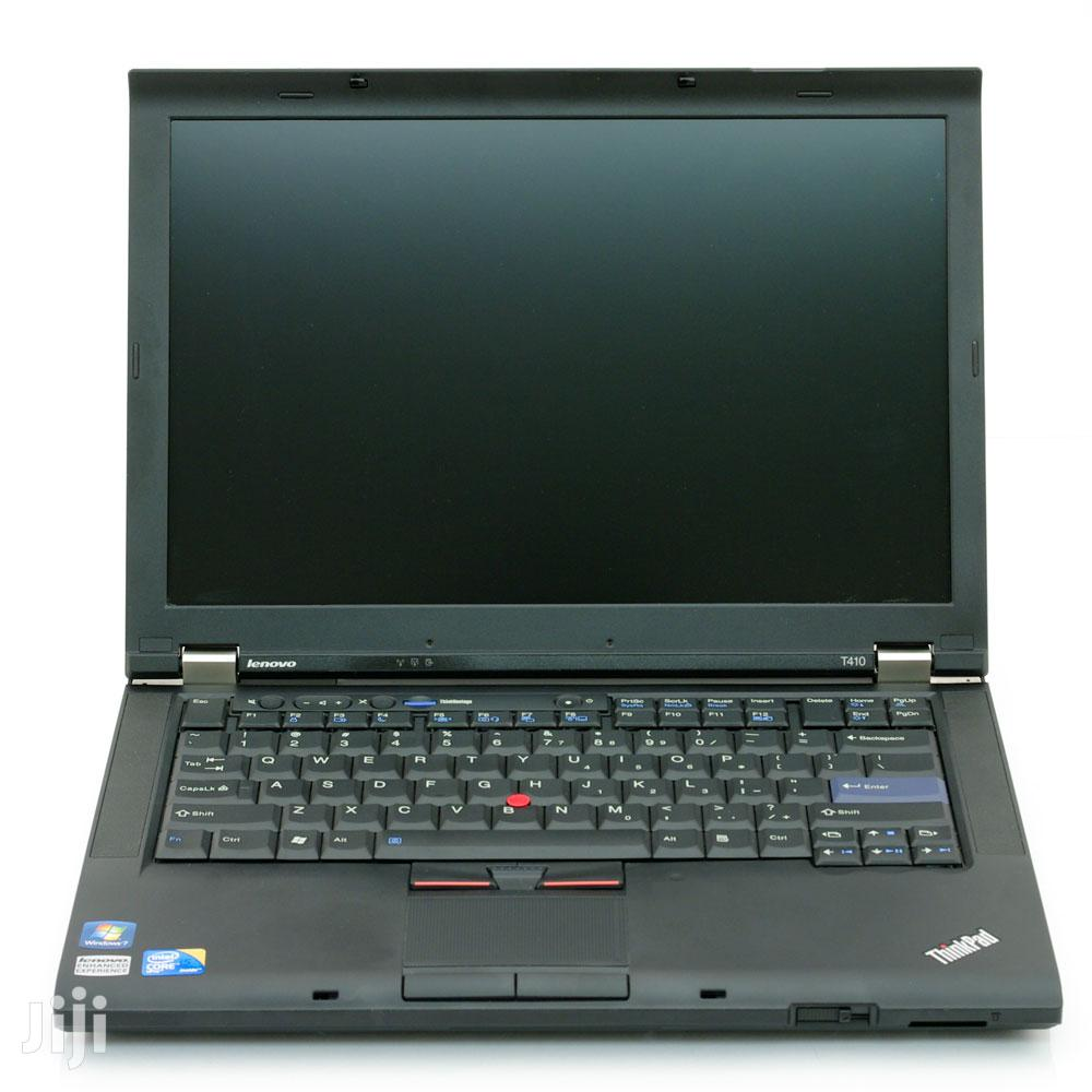 Laptop Lenovo ThinkPad T400 2GB Intel Core 2 Duo HDD 160GB | Laptops & Computers for sale in Accra new Town, Greater Accra, Ghana