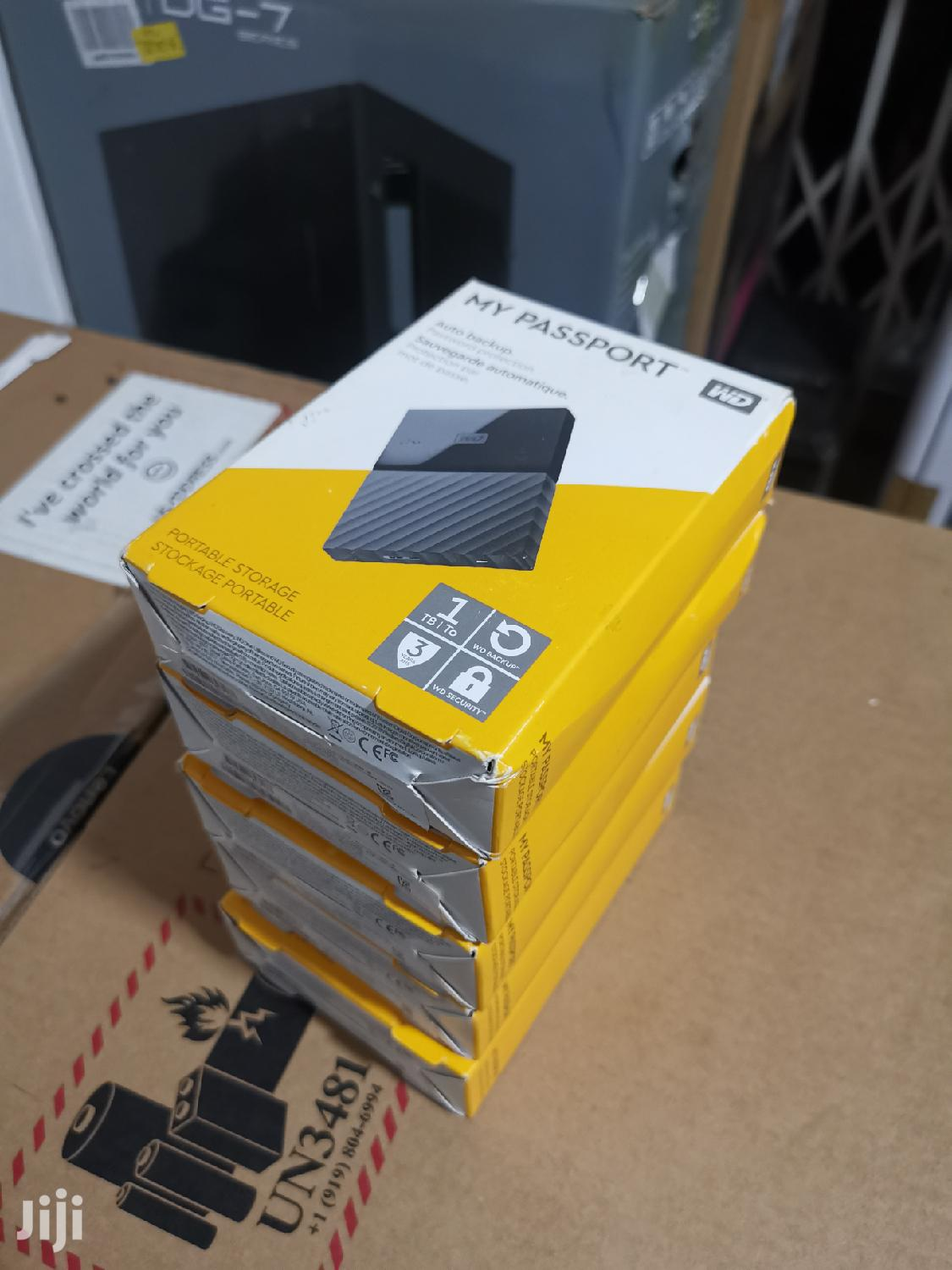 Western Digital Passport 1tb | Computer Hardware for sale in Adenta Municipal, Greater Accra, Ghana