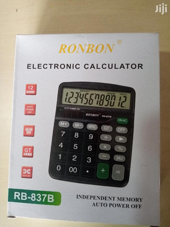 Archive: Ronbon Calculator