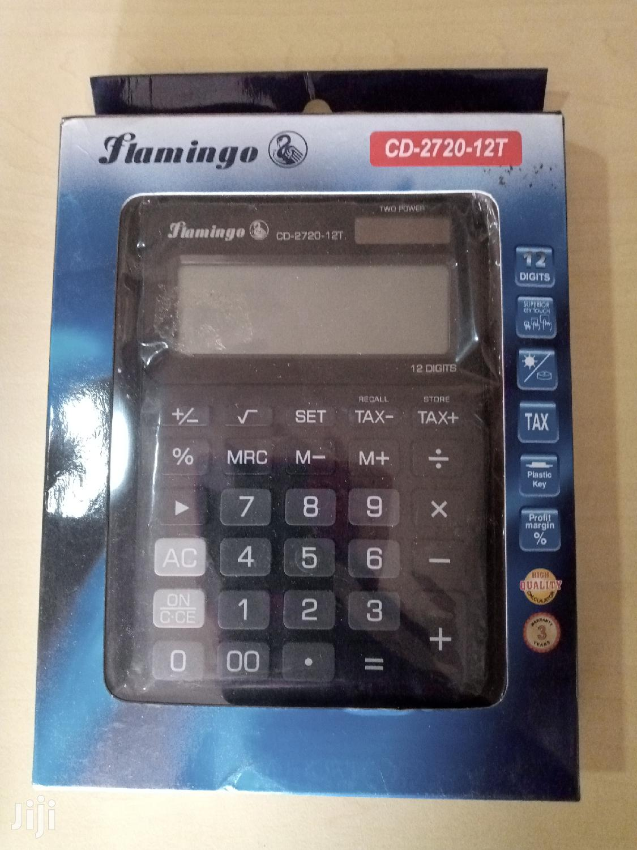 Flamingo Calculator
