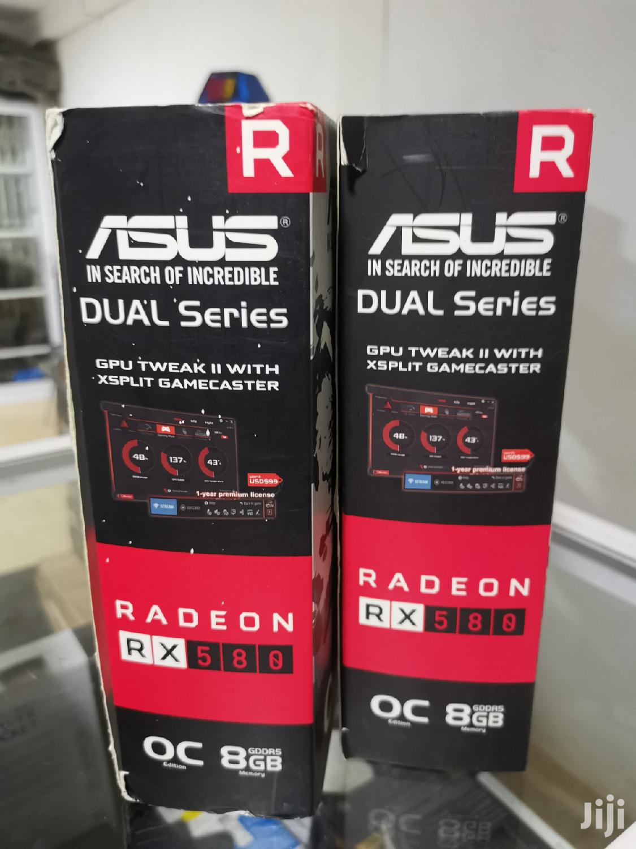 Asus Rx580 8gb