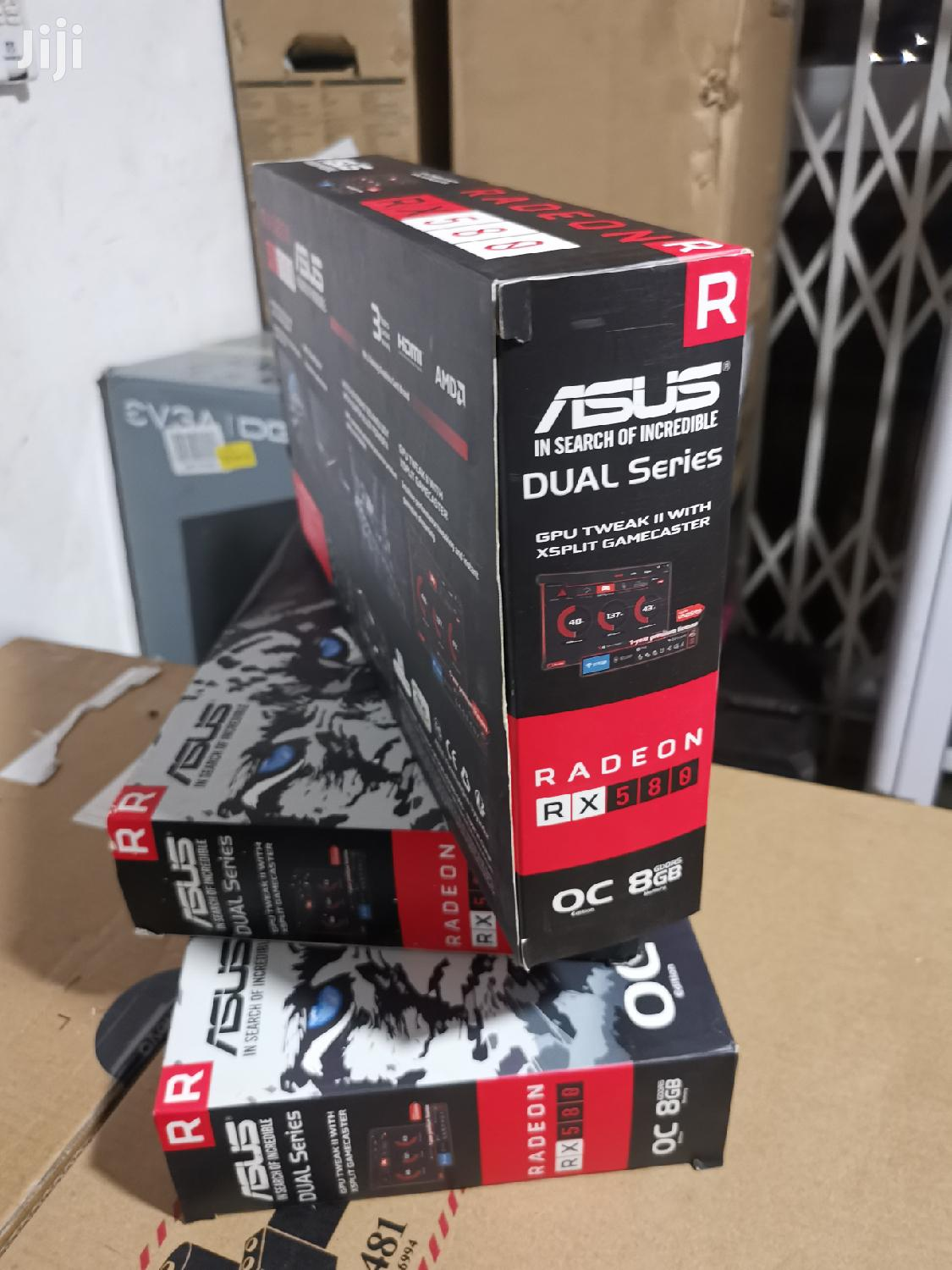 Asus Rx580 8gb | Computer Hardware for sale in Adenta Municipal, Greater Accra, Ghana