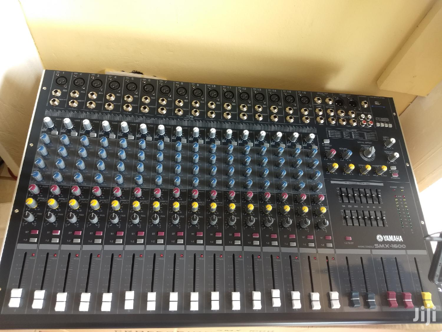 Yamaha Console Mixer 16 Channels | Audio & Music Equipment for sale in Ga West Municipal, Greater Accra, Ghana