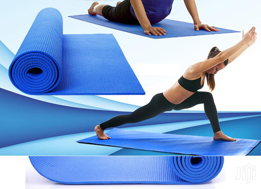Yoga Gym Mat   Sports Equipment for sale in Accra Metropolitan, Greater Accra, Ghana