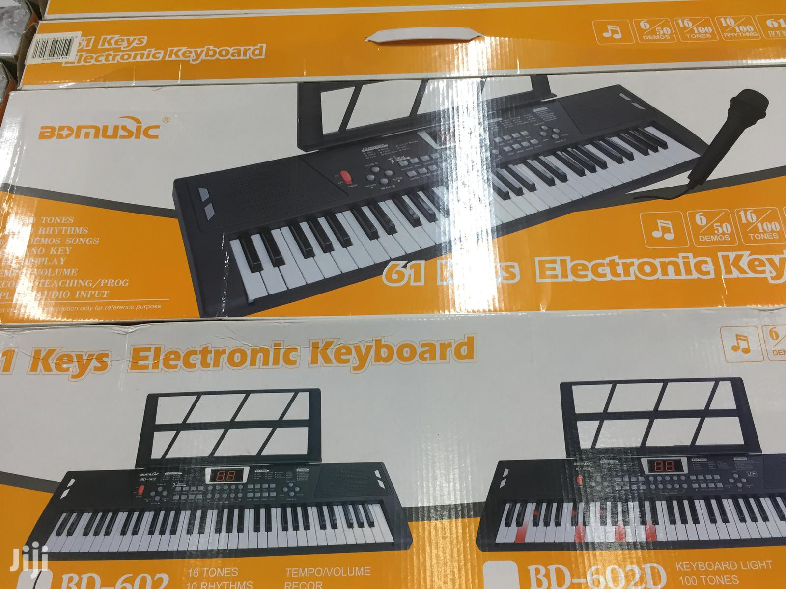 Electric Keyboard   Musical Instruments & Gear for sale in Tema Metropolitan, Greater Accra, Ghana