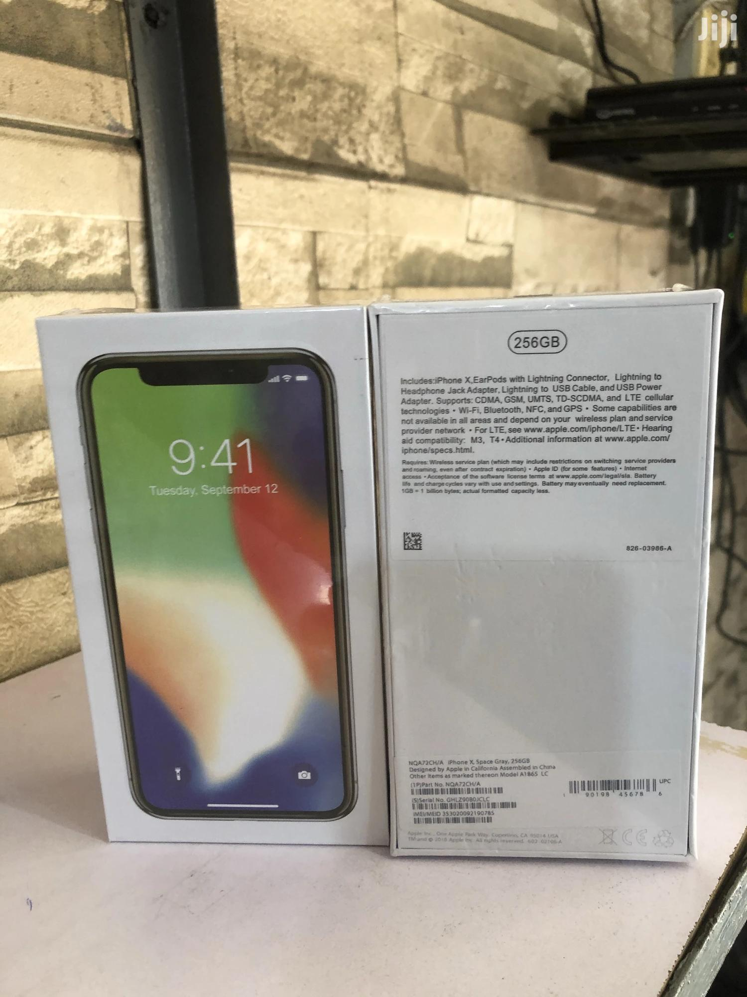 New Apple iPhone X 256 GB | Mobile Phones for sale in East Legon, Greater Accra, Ghana