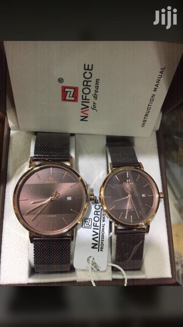 Naviforce Original Watch   Watches for sale in Kumasi Metropolitan, Ashanti, Ghana