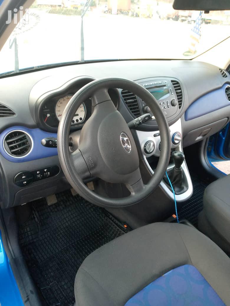 Archive: Hyundai i10 2009 1.1 Blue