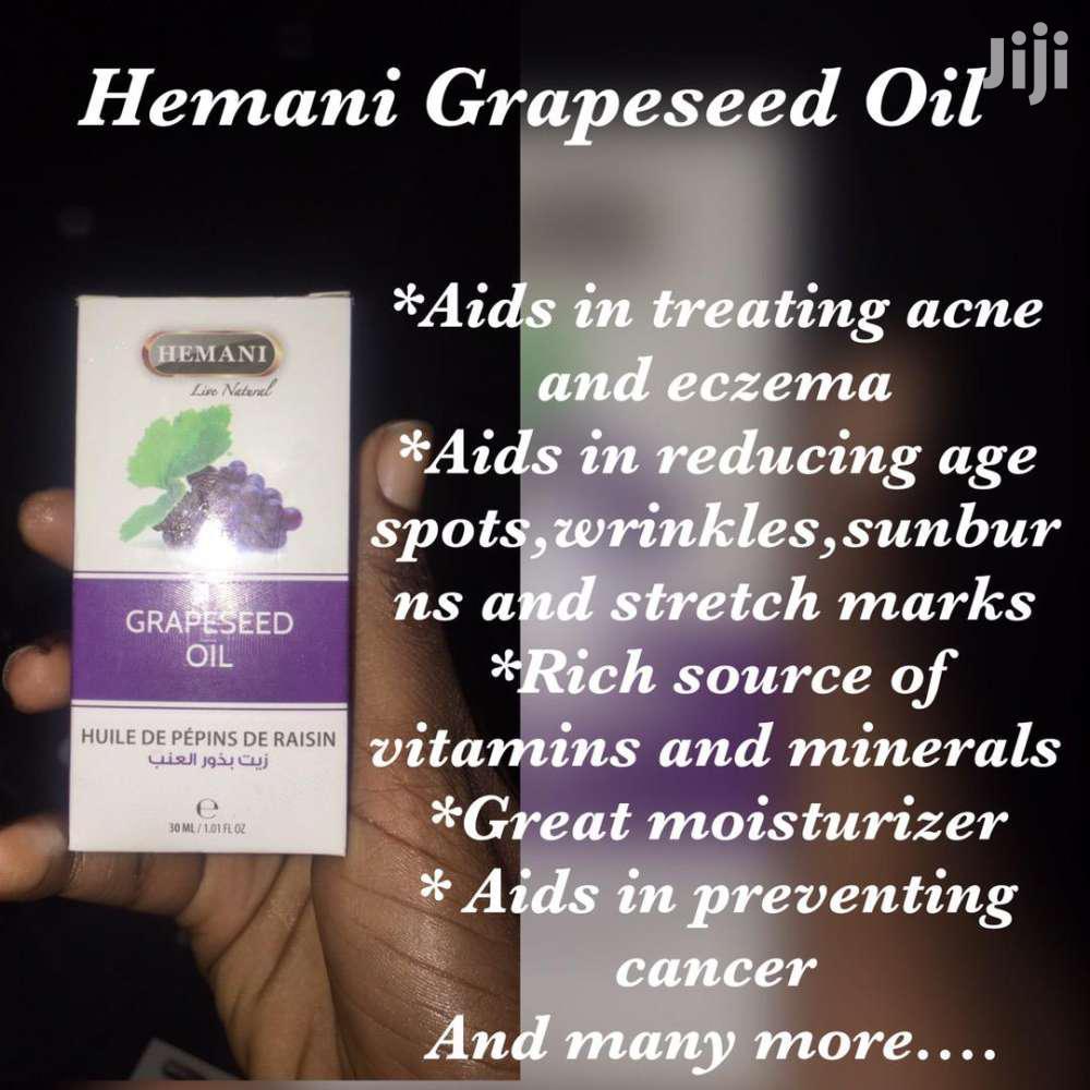 Archive: Hemani Oils
