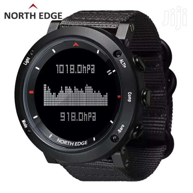Archive: NORTH EDGE SMAET WATCHES