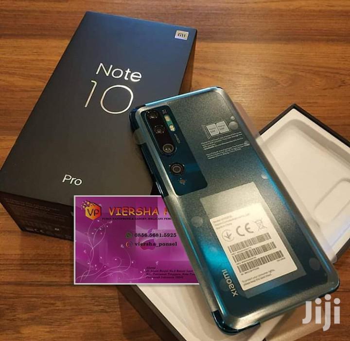 New Xiaomi Mi Note 10 Pro 256 GB Green
