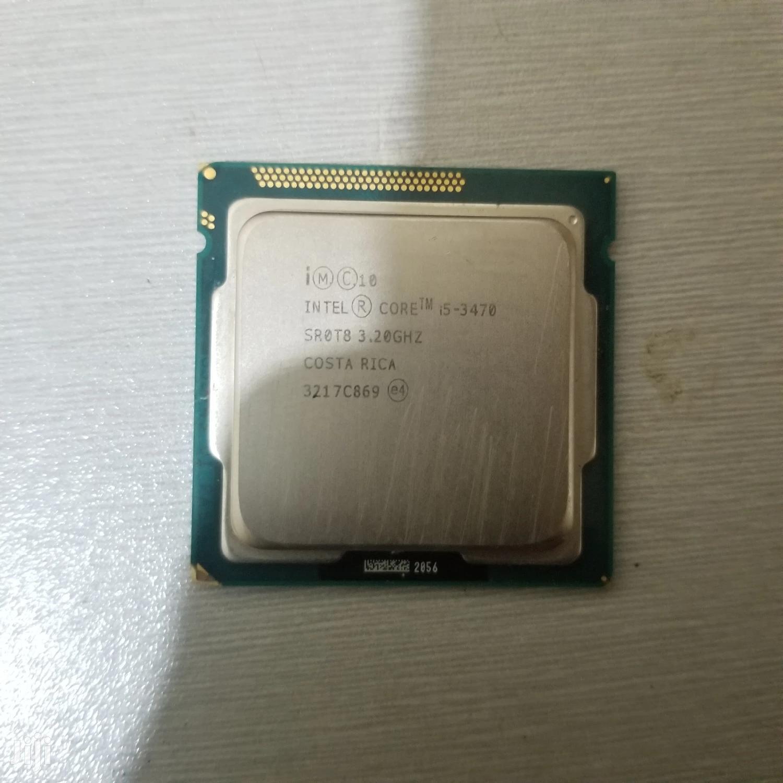 Intel Desktop Processor. Core-I5