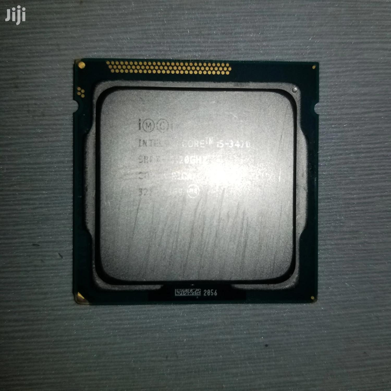 Intel Desktop Processor. Core-I5 | Computer Hardware for sale in Ga South Municipal, Greater Accra, Ghana