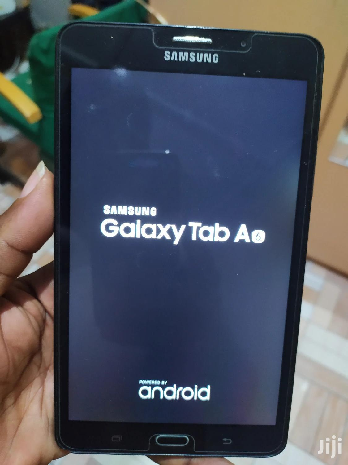 Samsung Galaxy Tab A 7.0 8 GB Black | Tablets for sale in Adenta Municipal, Greater Accra, Ghana