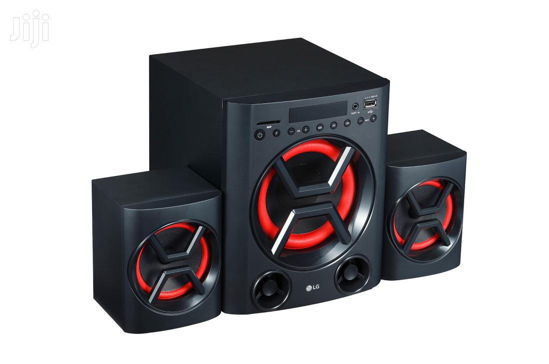 LG Xboom LK72B 40W Bluetooth Traditional Hi-Fi System