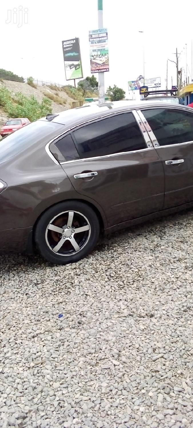 Archive: Nissan Altima 2010 2.5 S Coupe