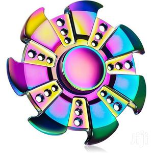 7-blade Fidget Spinner – Multicolour   Toys for sale in Greater Accra, East Legon
