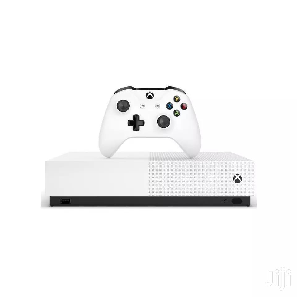 Archive: Brand New Xbox Digital Console