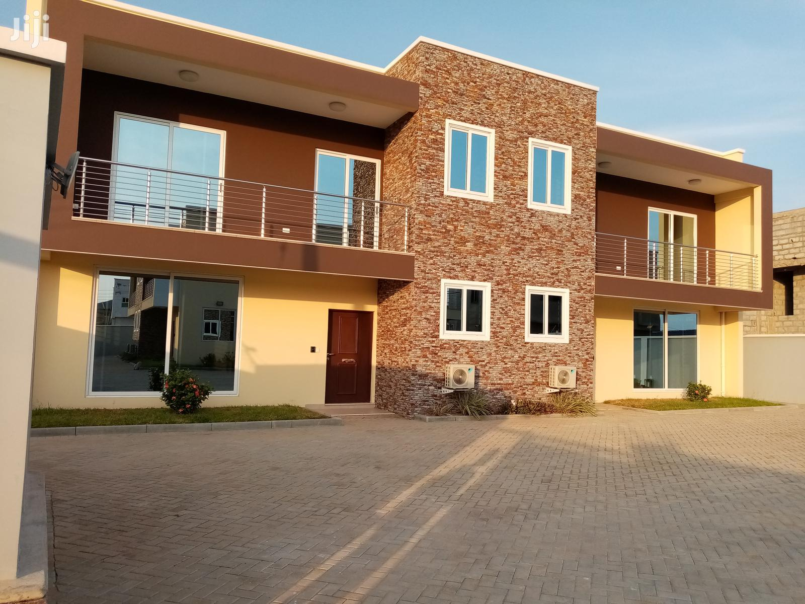 3 Bedroom Semi-Detached House With Boys Quarters for Rent