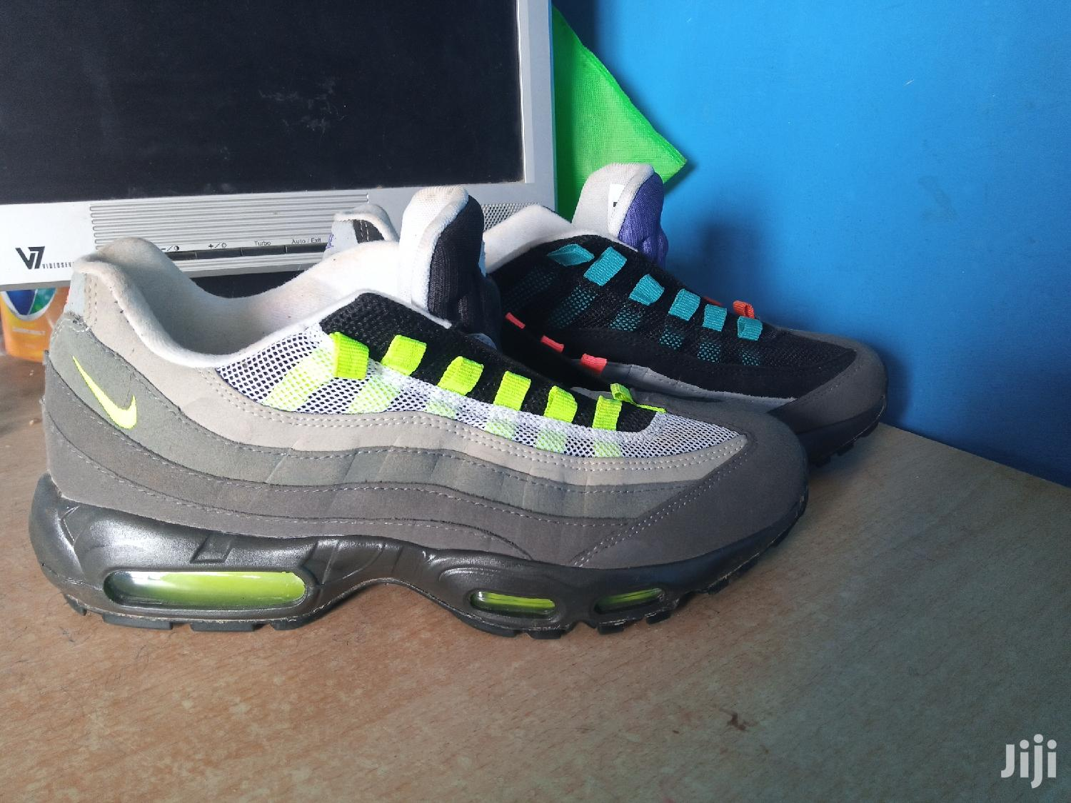 Archive: New Nike Air Max Sneakers