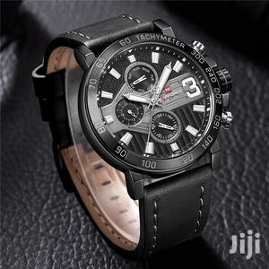 Genuine Leather Strap Naviforce Mens WATCH   Watches for sale in Greater Accra, Achimota