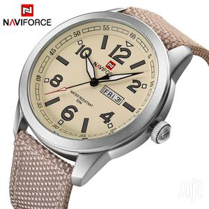 NAVIFORCE 9101 Casual Days Date Waterproof Military Sport | Watches for sale in Greater Accra, Achimota