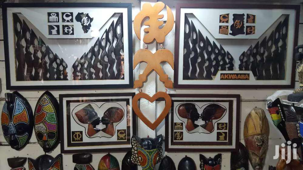 Adinkra Symbols / Gye Nyame Except God / Wall Frame Art Works | Arts & Crafts for sale in Accra Metropolitan, Greater Accra, Ghana