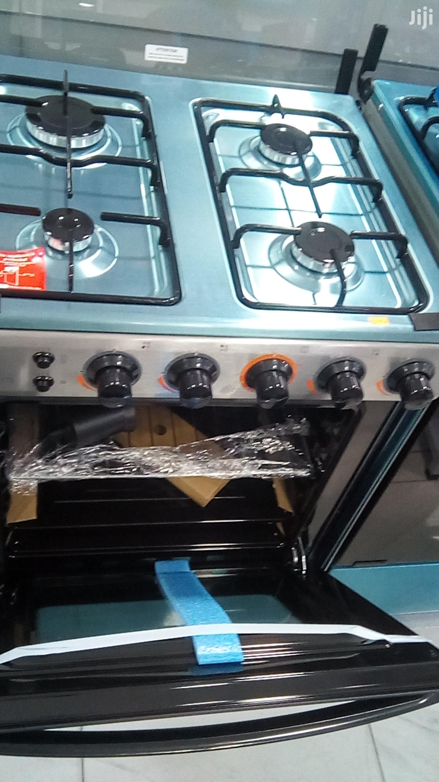 Nasco 4 Burner With Oven And Grill | Kitchen Appliances for sale in Kokomlemle, Greater Accra, Ghana