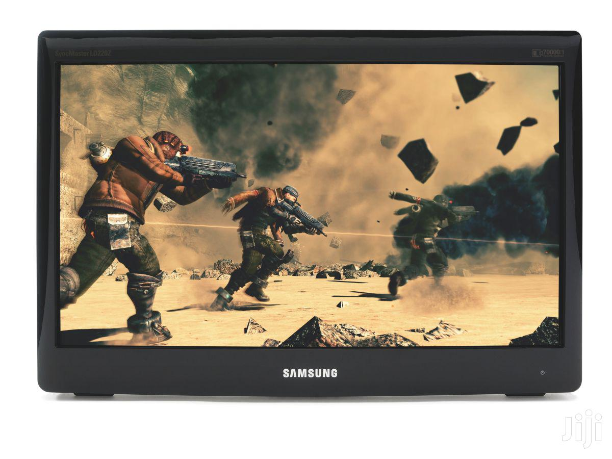 Archive: 22''samsung Syncmaster Ld220z Monitor(HDMI)
