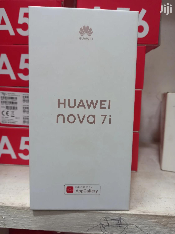 Archive: New Huawei Nova 7i 128 GB Green
