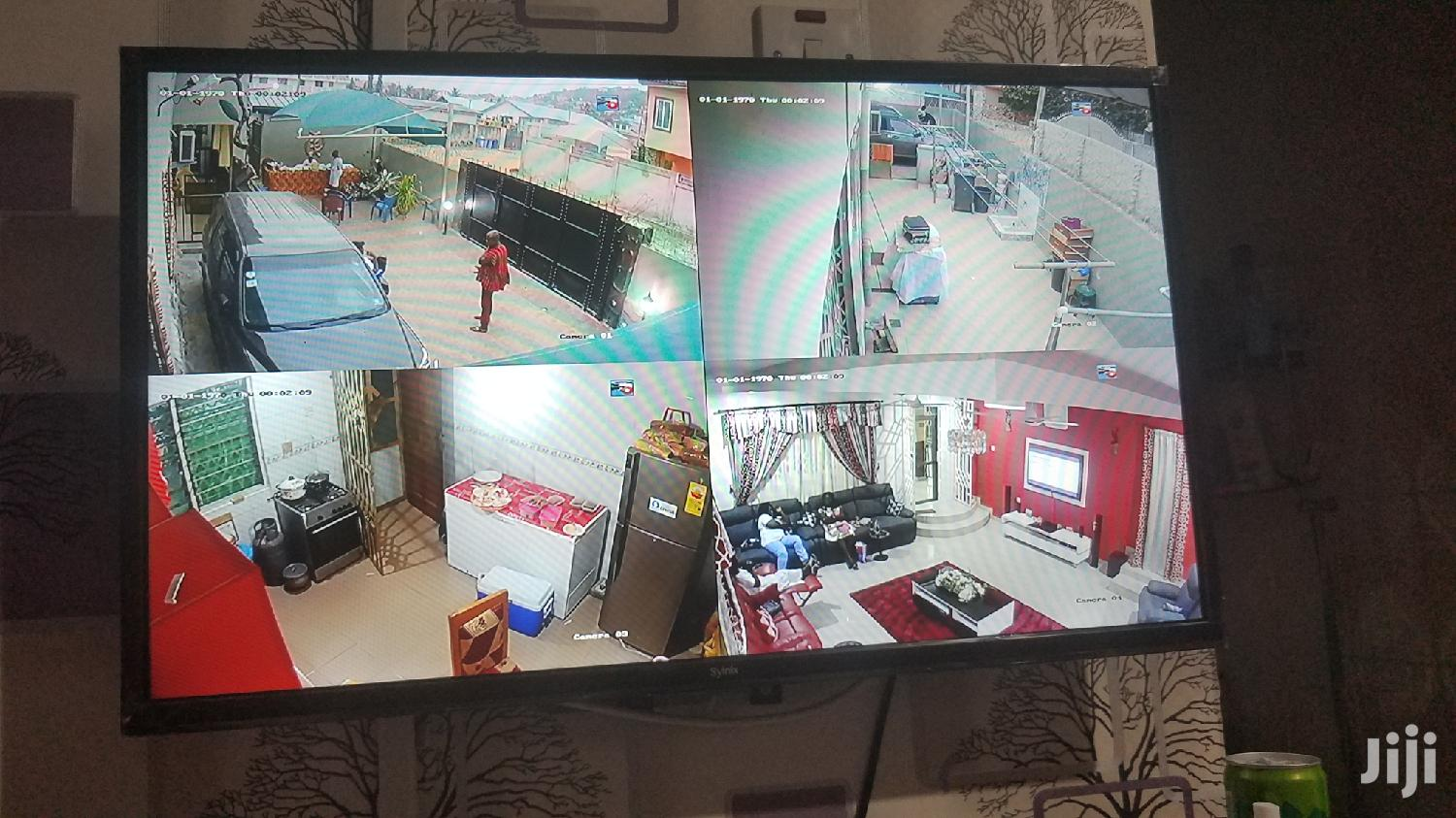 Professional Installation Of CCTV Cameras And Video Door