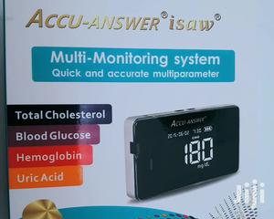 Accu Answer Isaw 4 In 1 Test Kit   Medical Supplies & Equipment for sale in Greater Accra, Accra Metropolitan
