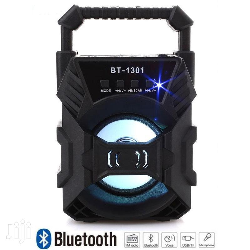 Archive: Portable BT 1302-1301 Bluetooth Speaker