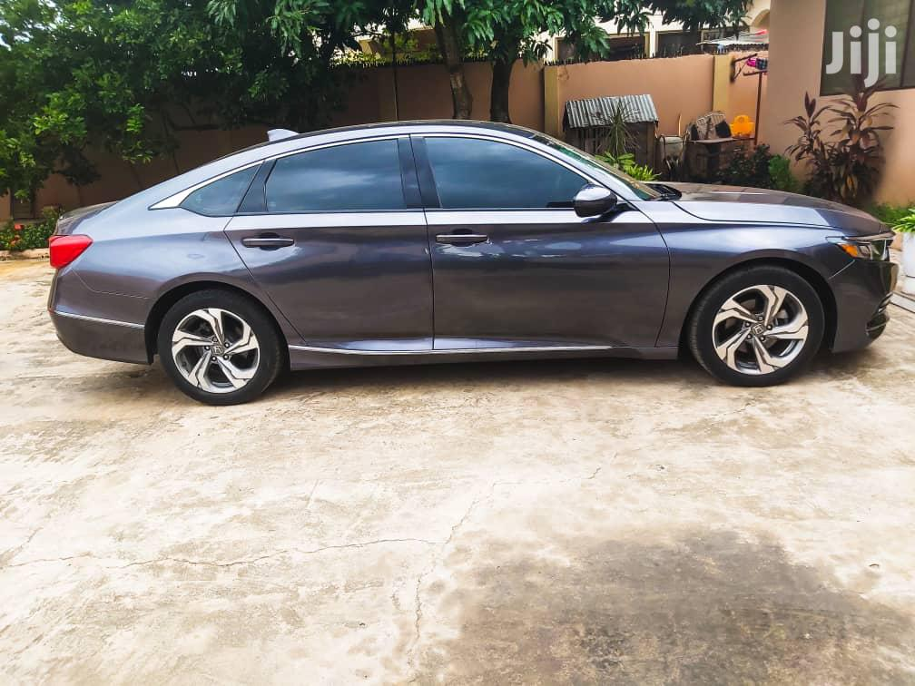 Archive: Honda Accord 2018 EX-L Gray
