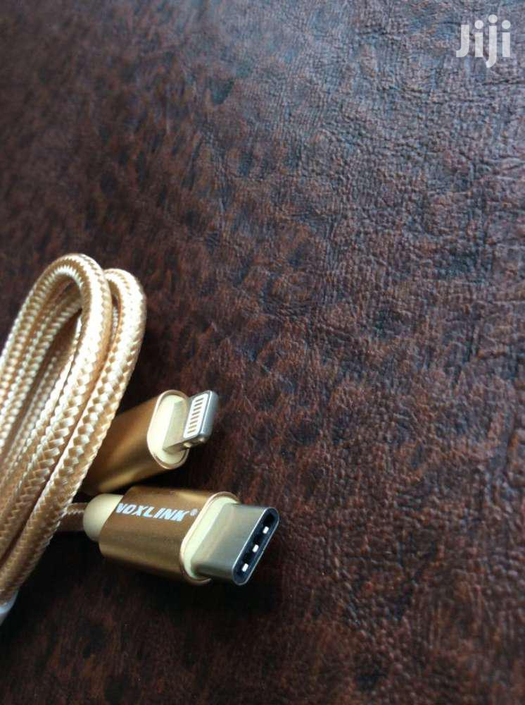 Archive: Macbook 2016 To iPhone Connection Cable Thunderbolt To Lightning Cable