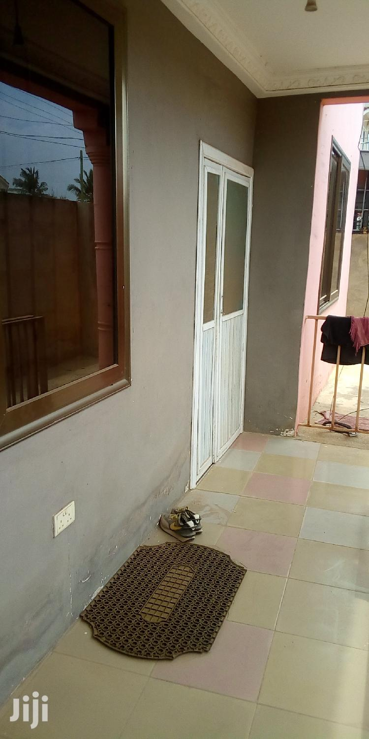 Archive: Chamber and Hall Self Contain Apartment for Rent at Tetegu