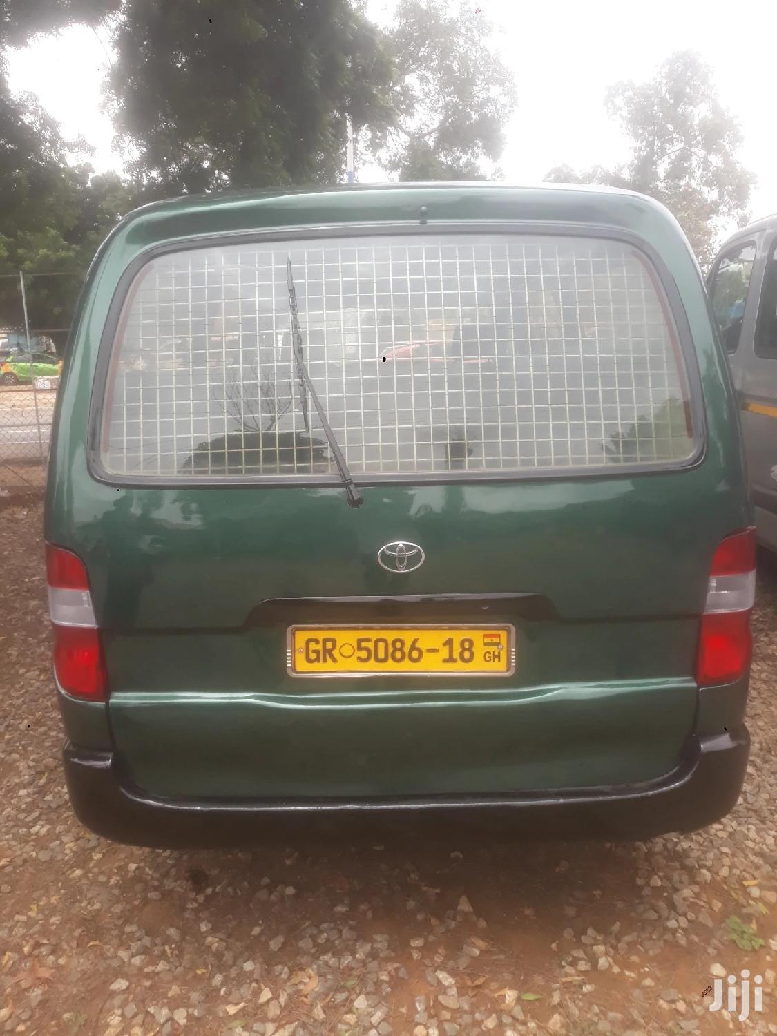Toyota Hiace | Buses & Microbuses for sale in Abelemkpe, Greater Accra, Ghana